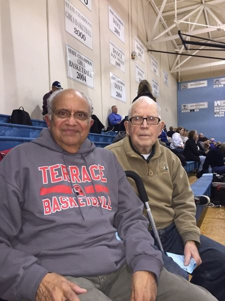 Vic Sood and Bob White