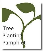 Tree Planting Pamphlet