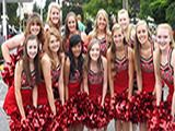 Mountlake Terrace High School Cheerleaders