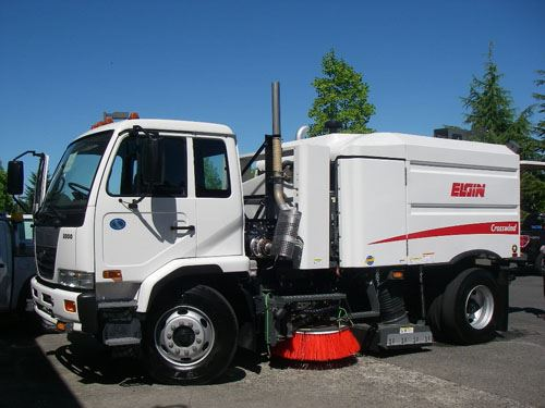 New Street Sweeper
