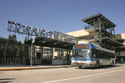 Transit Center goes with White and Sood article