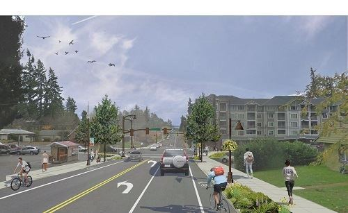 Main Street-56th Drawing