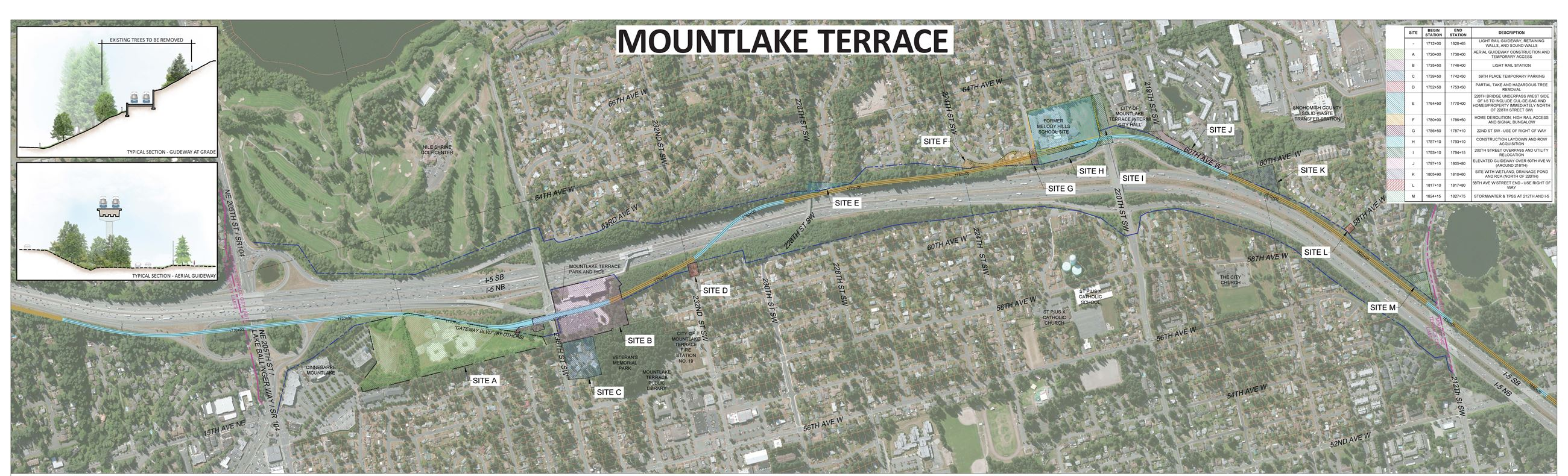 Sound Transit Guideway for Mountlake Terrace (3)