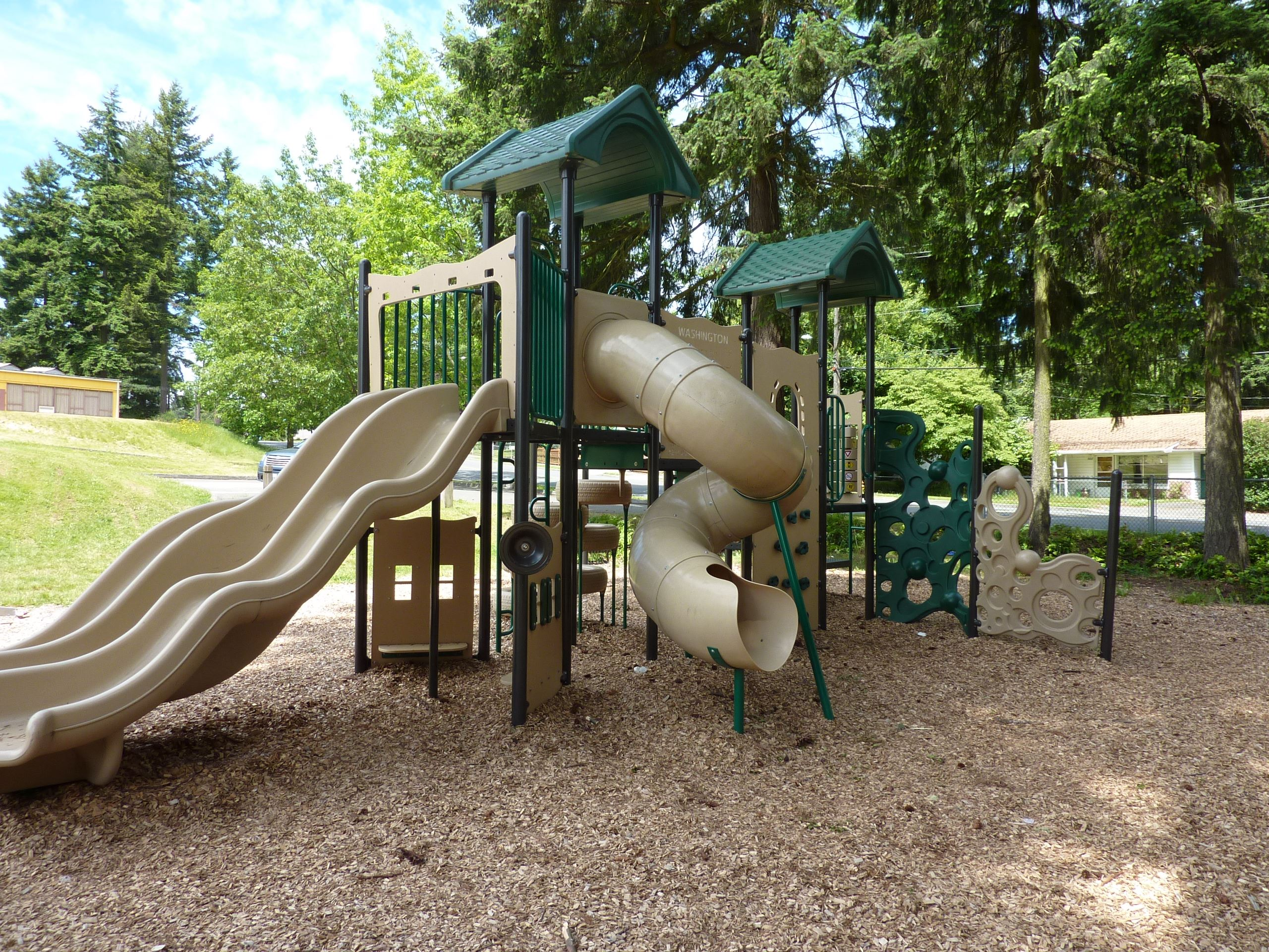 Play Equipment at Forest Crest Playfield