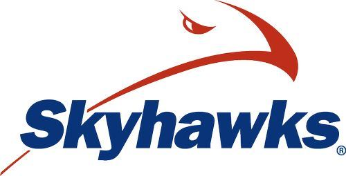 Image result for skyhawks logo