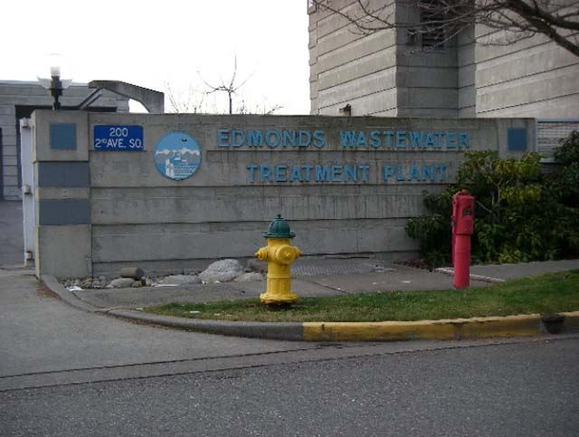 Edmonds Wastewater Treatment Plant